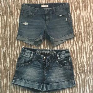 Express Shorts - Express shorts bundle